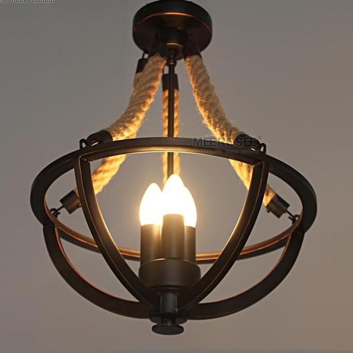 Hanging Rustic Lamps 11
